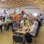 Rapid šach čtyřčlenných družstev 2019