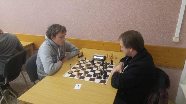 Přebor Prahy v bleskovém šachu 2017