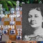 Přebor Prahy jednotlivců v rapid šachu 2019