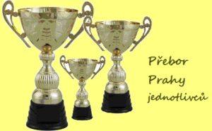 Přebor Prahy v bleskovém šachu jednotlivců 2019