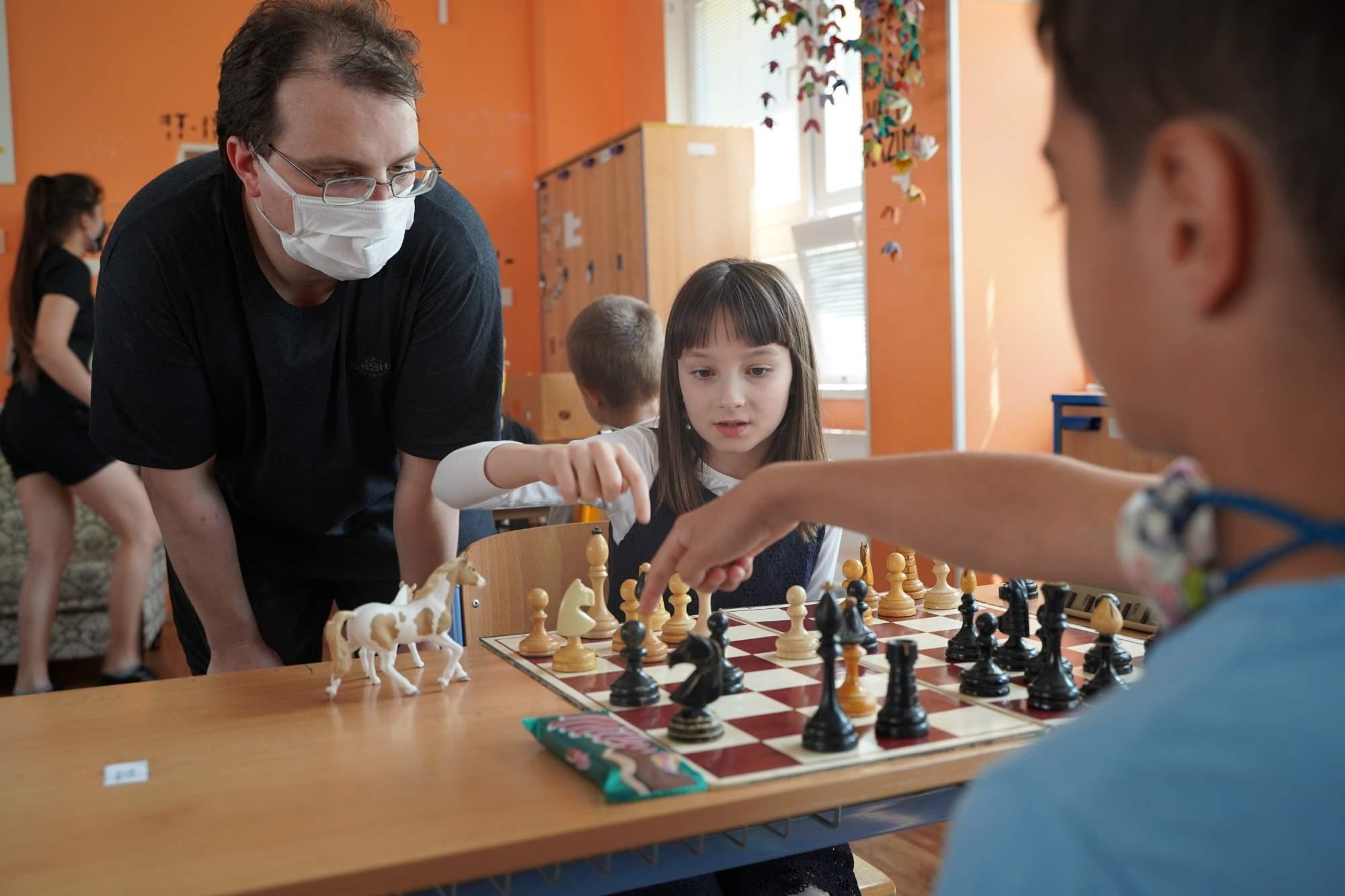 Přebor Prahy mládeže v rapid šachu